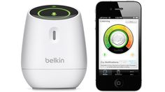 Belkin Announced a new Wi-Fi Baby Monitor with iOS App.
