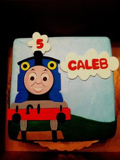 1000 Images About Thomas Cakes On Pinterest Cakes