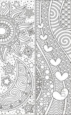 coloring pages to print Abstract Design Coloring Bookmarks Coloring Mandalas Quote Coloring Pages, Mandala Coloring Pages, Free Coloring Pages, Coloring Books, Coloring Bookmark, Kids Coloring, Pattern Coloring Pages, Doodle Coloring, Colouring Pages For Adults