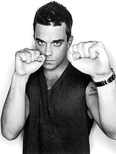 Robbie Williams Robbie Williams, The Power Of Music, Bad Boys, Pop Culture, Hot Guys, Idol, Take That, Hollywood, Celebs