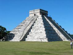 The Maya city of Chichen Itza, Mexico