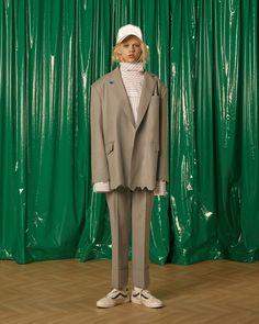 2017 ADER newest collection 'Futro' www.adererror.com #ader#fashion#brand