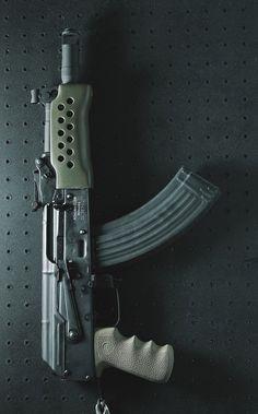 Guns- ak-47 pistol