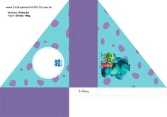 Monsters Inc, Monster Party, Chart, Html, Birthday Ideas, Printables, Napkins, Fiestas, Events