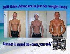 AdvoCare is not just for weight loss. www.buildyourhopesanddreams.com