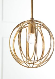 Regina-Andrew Design Ofelia Small 1-Light Pendant
