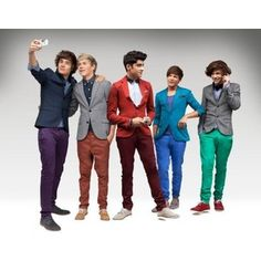One Direction Studio Poster