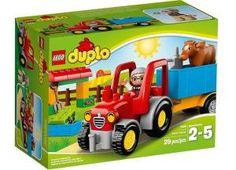 Tractor de ferma LEGO - 86.99 lei