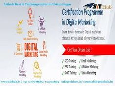 Digital Marketing Course, Training, Institute in Janakpuri, Dwarka, Uttam Nagar SIT Hub is started in 2016 with the vision to bring awareness about Digital Marketing. It is undoubtedly important for business owner and professionals.In simple terms, digital marketing is the promotion of products, services or brands via digital marketing channels. The prime objective is to promote brands, increase online presence, brand reputation and increases sales using various successful digital marketing…