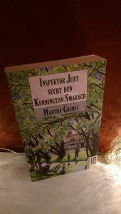 Martha Grimes – Inspektor Jury sucht den Kennington-Smaragd