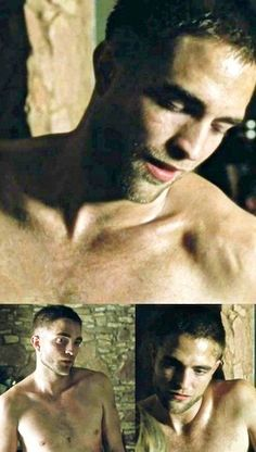 Robert Pattinson in The Rover - Created with BeFunky Photo Editor Robert Douglas, I Robert, Body Transformation Men, Robert Pattinson Movies, Guy Pearce, Twilight Saga Series, Jamie Campbell Bower, Love Film, Edward Cullen
