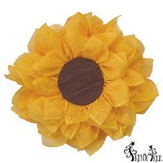 how to make a sunflower door wreath