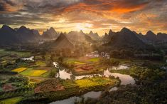 view of China by Daniel Metz on 500px