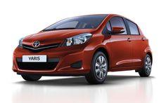 7/30 - Toyota Yaris - my transportation to BAMA