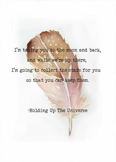 THE. BEST. BOOK. EVER. Place Quotes, Book Quotes, Holding Up The Universe, Jennifer Niven, All The Bright Places, Universe Quotes, Mille, Book Stuff, Book Nerd