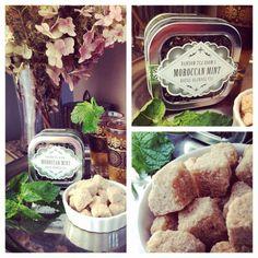 Moroccan Mint 2oz Tin from The Random Tea Room & Curiosity Shop for $9.00