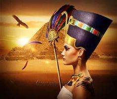Character Diamond Painting Full Drill Queen of Egypt Cross Stitch Decoration Painting Kit Egyptian Queen, Ancient Egyptian Art, Ancient History, Egyptian Mythology, Egyptian Goddess, Queen Nefertiti, Egypt Art, 5d Diamond Painting, Gods And Goddesses