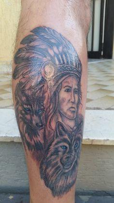 tatuaggio indiano indian