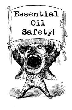 Essential Oil Safety & Gudelines