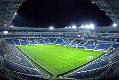 Soccer Stadium Chernomorets Odessa