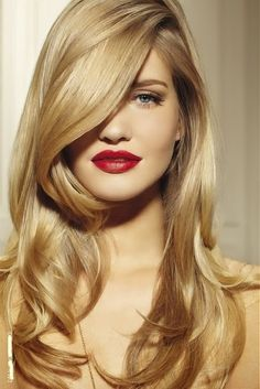 Photos of Golden Blonde Hair Color | Haircuts & Hairstyles for short long medium hair