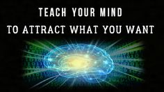 How to RESET Your Internal Programs to ATTRACT What You Want! - With Law of Attraction Exercises - YouTube