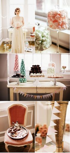 Metropolitan Building Marie Antoinette Inspired Photo Shoot by Judy Pak Photography | Style Me Pretty