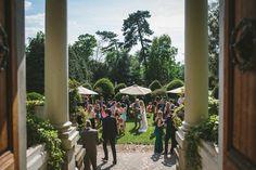 Brett Symes Photography - Hampton Court House wedding