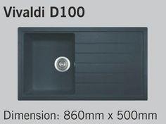 Carysil Vivaldi D100 SBSD - Snova