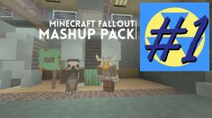 I run a small gaming channel with a group of friends. Recently we played the Fallout 4 Minecraft Mashup Pack. It would mean the (post-apocalyptic) world to us if you gave it a shot and watched it. #Fallout4 #gaming #Fallout #Bethesda #games #PS4share #PS4 #FO4