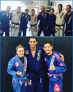 What a dream come true to be on the mats with these champions. With awesome energy from everyone and another training session over we're all another step closer to worlds. by karl_jiujitsu