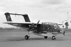 North American OV-10 Bronco