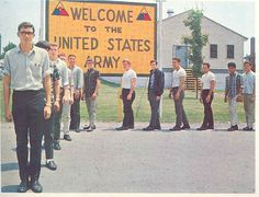 Basic Training 1960s by Fort Knox, KY, Fort Knox Kentucky, Kentucky Derby, Military Post, Military Life, Army Day, Us Army, Derby Winners, Army Life, 1960s