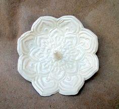 Lotus Ring Holder Bowl by dgordon on Etsy, $14.00