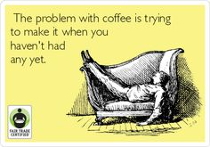 Can you relate? ;) Happy Friday Fair Trade-rs!