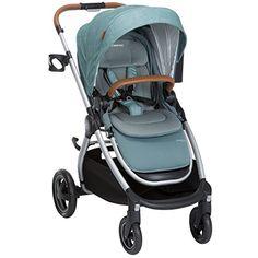 Maxi-Cosi Adorra Modular Stroller, Nomad Green Families love the Maxi-Cosi Adore Stroller. Best Double Pram, Double Prams, Best Lightweight Stroller, Luxury Baby Clothes, Best Baby Strollers, Prams And Pushchairs, Baby Essentials, Baby Necessities, Baby Car Seats