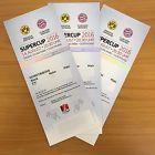 #Ticket  3 x TOP Tickets BVB Borussia Dortmund  Bayern München SUPERCUP Nordtribüne #deutschland