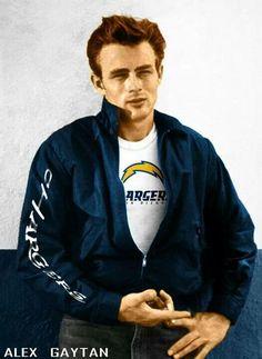 Men's San Diego Chargers Klew Navy Big Logo Sweater Pullover Hoodie
