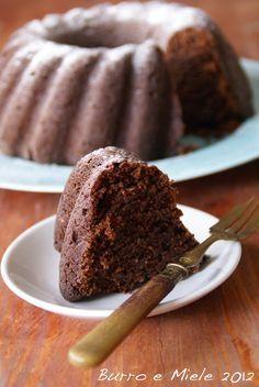Torta di ricotta e cioccolato fondente (senza uova e senza burro)