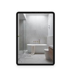Classic Coastal Bathroom Colour Scheme — Zephyr + Stone