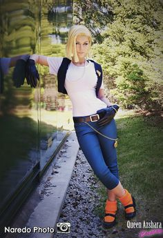Android #18 (DRAGON BALL Z)