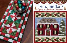 Free Quilt Pattern: Peppermint