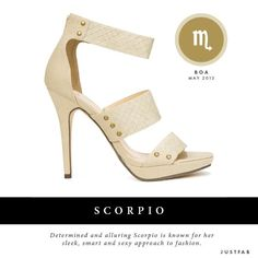 Scorpio- May 2013 JustFab Style-Scope