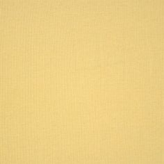 Cornfield Yellow Cotton Ribbing Knit Fabric - A lighter, muted yellow color cotton 2x1 ribbed  knit.  Fabric is the perfect light to medium weight, with a nice stretch and recovery.  Can be used for cuffs, necklines, and waistbands and is also great for tanks tops, dresses, and much more!  ::  $5.50