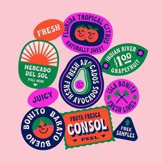 "Goodtype the week. My artist feature is…"" Label Design, Packaging Design, Print Design, Web Design, Logo Design, Graphic Design Posters, Graphic Design Inspiration, Typography Design, Creative Studio"