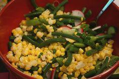 vegonomic$: crunchy vegetable salad!