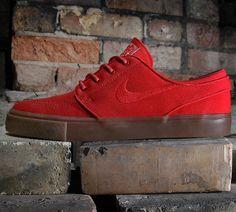 Nike SB Zoom Stefan Janoski Hyper Red
