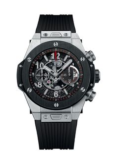 Big Bang Unico Titanium Ceramic 45mm Chronograph watch from Hublot