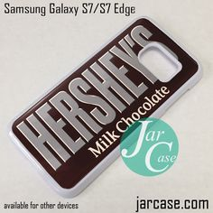 Hershey's Phone Case for Samsung Galaxy S7 & S7 Edge
