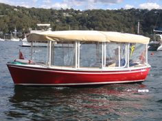duffy boats | used duffy electric boat: 16′ classic